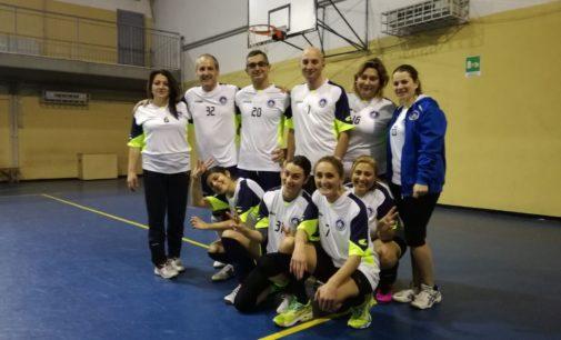 Ssd Colonna (volley), a Chiara Galuppa l'Amatoriale misto: «Contenta di questa opportunità»