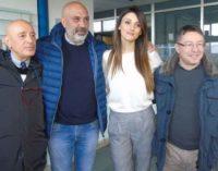 Il Sindaco di Amatrice, Sergio Pirozzi incontra la cittadinanza di Valmontone