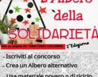 Colonna –  L'ALBERO DELLA SOLIDARIETA', aperte le iscrizioni al Concorso