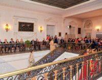 Michele Miglionico: High Fashion Show All'ambasciata d'Italia a Bruxelles