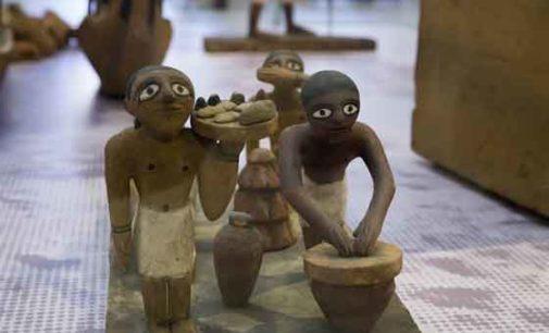 Una fame da oltretomba: menù per il corpo e per lo spirito: al Museo Egizio