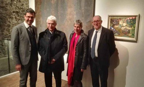 """Frascati, inaugurata con successo la mostra """"Altre Stanze. Anni '50 e '60"""""""