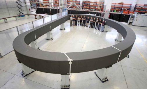 ITER: il magnete più sofisticato al mondo lascia la fabbrica di ASG (La Spezia)