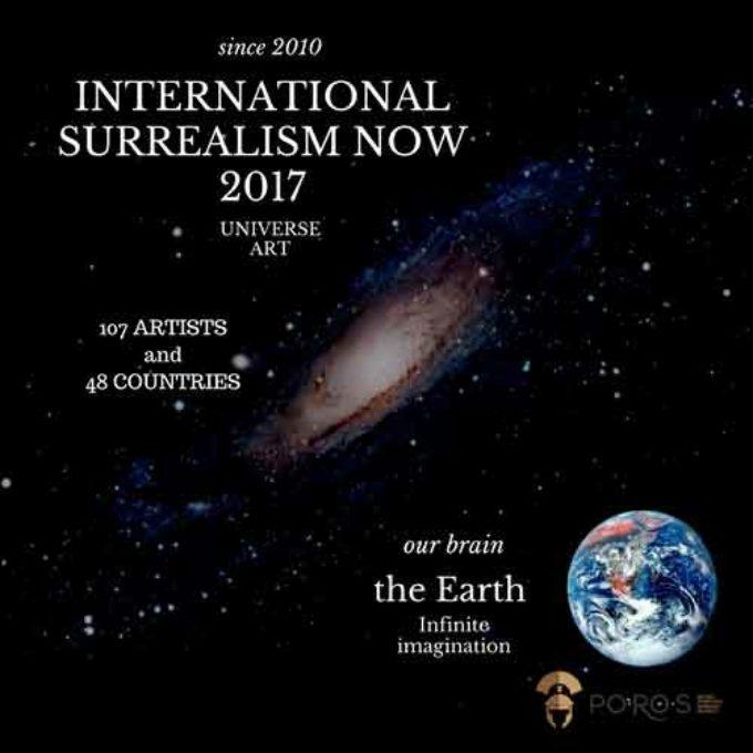 Arte, in Portogallo la mega mostra 'International Surrealism Now' 2017/18