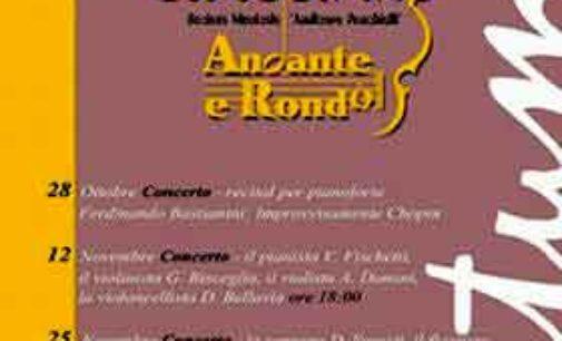Andante e Rondò, prosegue la rassegna di calibro internazionale a Sipicciano