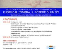 Genzano – Giornata internazionale contro la violenza sulle donne