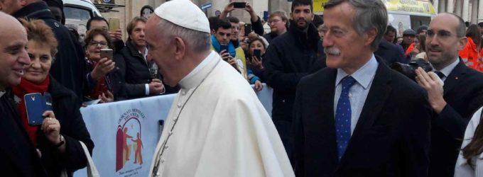 SIMIT – A Piazza San Pietro sino a domenica presidio sanitario per i poveri