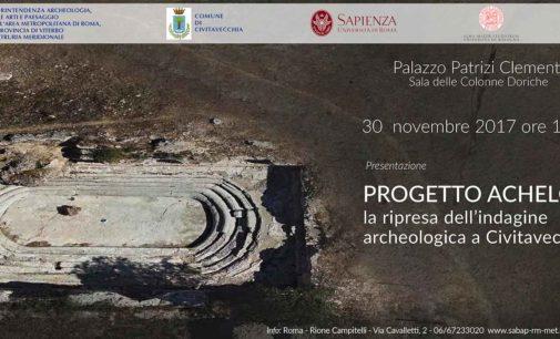 Progetto Acheloo: la ripresa dell'indagine archeologica a Civitavecchia