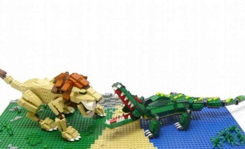 Il Museo Egizio si colora con i Lego di Bricks4Kidz