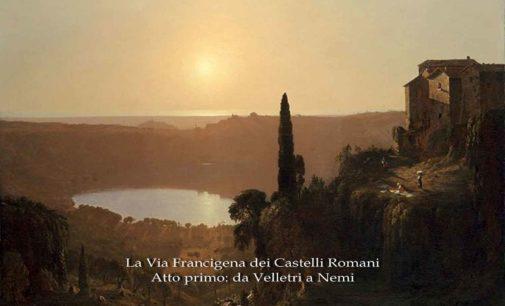 La Via Francigena dei Castelli Romani