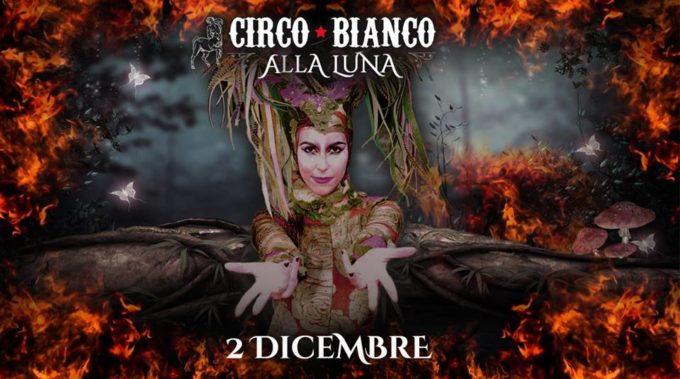 la Compagnia del Circo Bianco in scena all'ATLANTICO DI ROMA Viale dell'Oceano Atlantico 271 D – UNICA DATA DUE SPETTACOLI