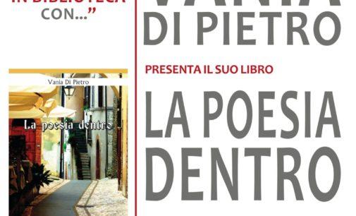 """""""Metti un giovedì in biblioteca"""" con Vania Di Pietro"""