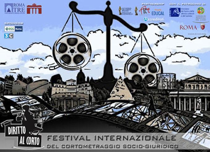 DIRITTO AL CORTO Festival Internazionale del Cortometraggio socio-giuridico