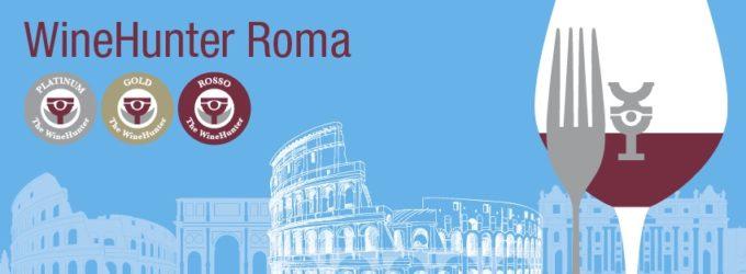 Ritorna nella Capitale il WineHunter Roma 2017