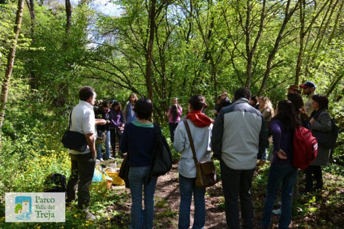Parco Valle del Treja – Visite guidate 2018  – Avviso pubblico per le visite nell'area protetta