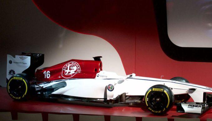 Alfa Romeo: riparte il sogno in Formula