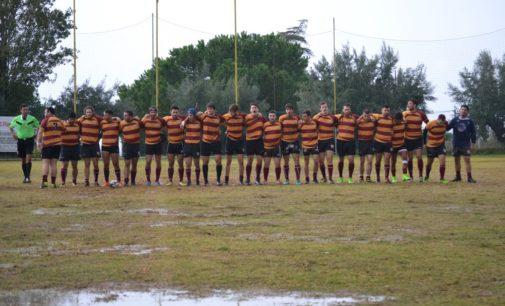 Rugby Frascati Union 1949 (C1), Corona: «Siamo con un piede e mezzo alla poule promozione»