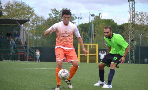 Roma VIII calcio (I cat.), Simone Frezza: «La gestione della rosa? Un grande merito del mister»