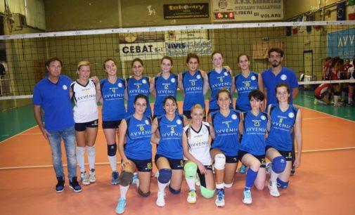 Pallavolo- Campionato regionale serie d femminile