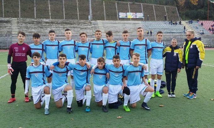 Fc Frascati calcio (Juniores reg. C), capitan Laureti: «Vogliamo provare ad entrare tra le prime tre»