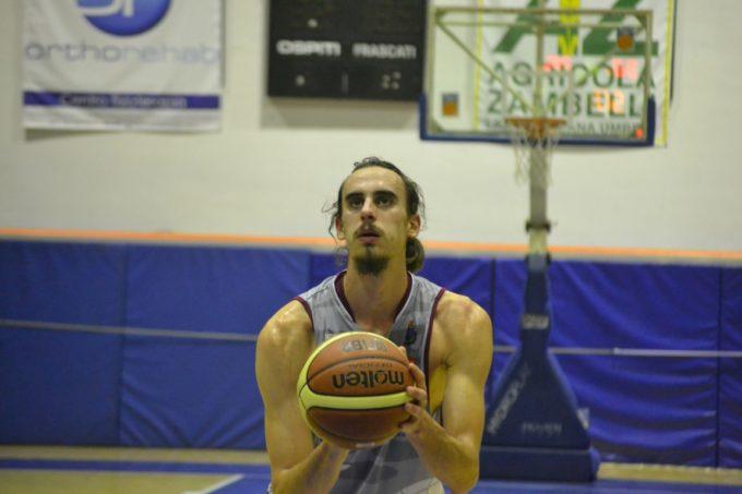 Il Club Basket Frascati (C Gold) vince ancora, Zivkovic: «Stiamo iniziando a giocare di squadra»