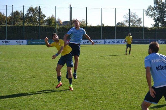 Virtus Divino Amore calcio (I cat.), Marcangeli per due: «Real Velletri squadra tosta, bel successo»
