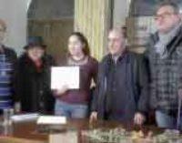Labico: Consegnate le Borse di studio dei coniugi Luigi Gusai e Carla Monti