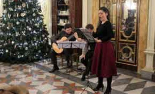 Concerto di Natale all'Officina Profumo Farmaceutica di Santa Maria Novella