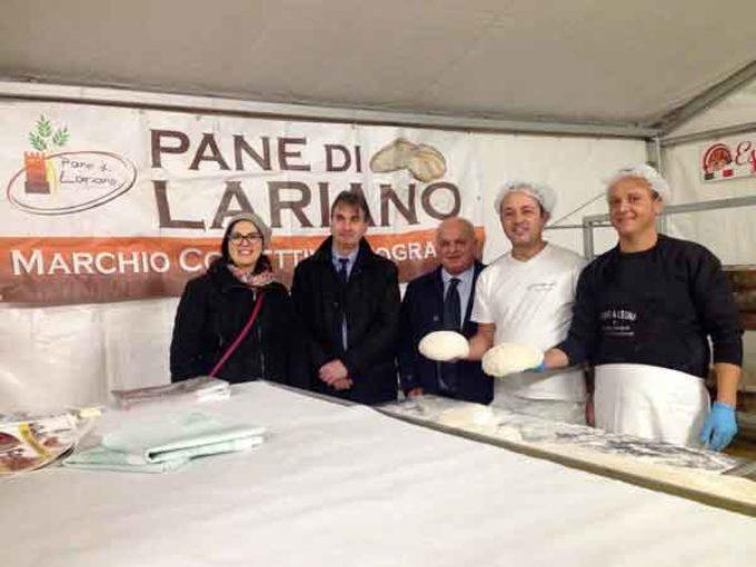 Lariano festeggia il suo prodotto tipico: successo per la Festa Del Pane