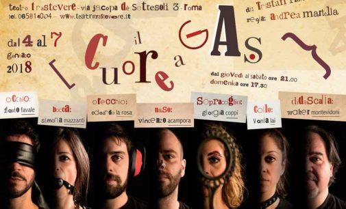 Teatro Trastevere – IL CUORE A GAS