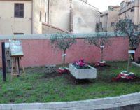 Inaugurato il Giardino dei Ricordi a Palazzo Colonna