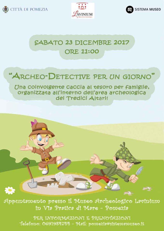 Natale a Pomezia 2017