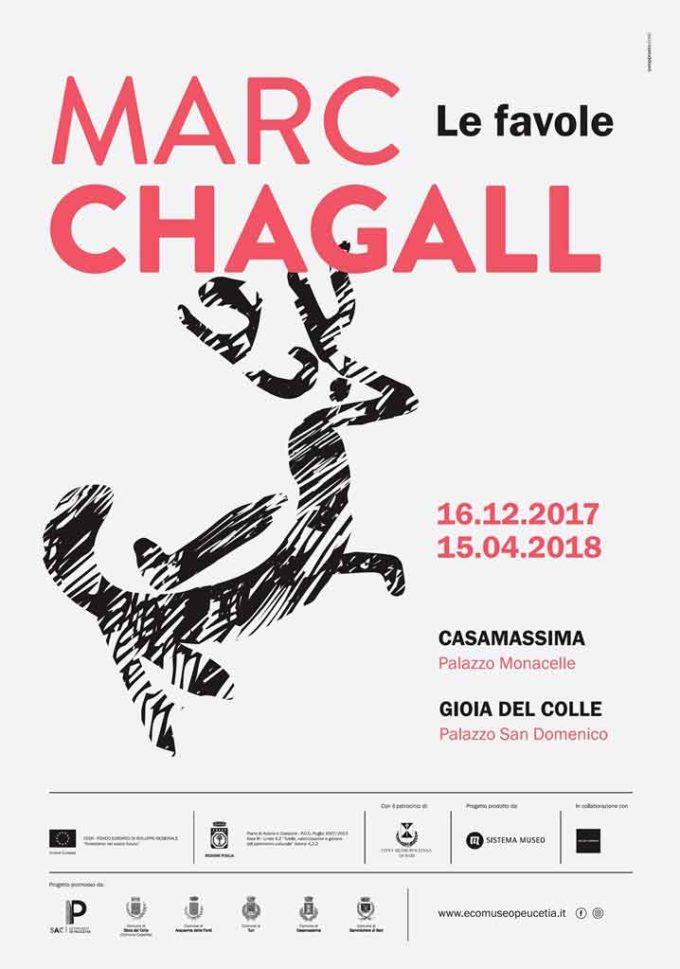 MARC CHAGALL Le favole 16 dicembre 2017 – 15 aprile 2018