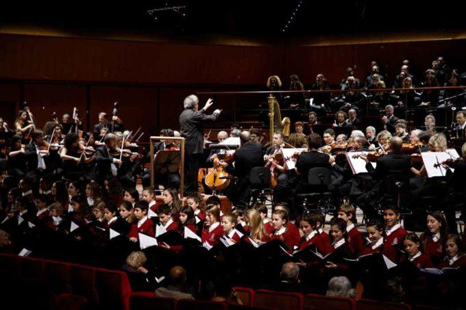 Accademia Nazionale di Santa Cecilia – Speciale Natale Concerto di Natale per la Città