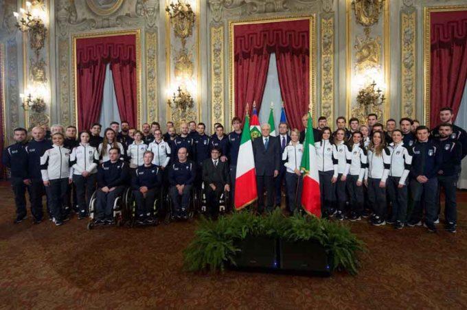 Un fisioterapista del Gruppo Ini alle Olimpiadi di PyeongChang 2018