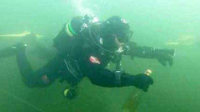 Dalle profondita' del lago di Nemi emerge il vino di Caligola