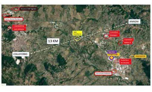Valle del Sacco: Legambiente contro l'accensione dell'inceneritore Marangoni ad Anagni