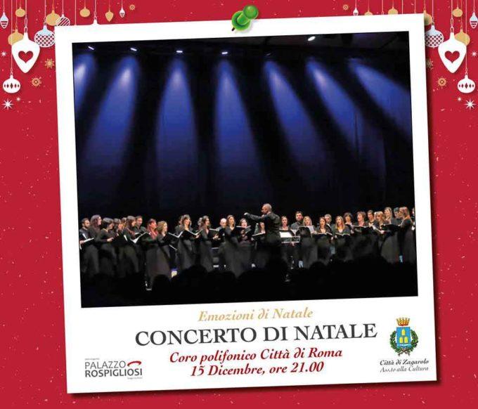 Continua il ricco programma di eventi che celebra il Natale a Zagarolo!