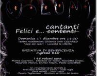 """Felici e cantanti"" al Teatro Giulanco"