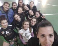 Bella vittoria delle ragazze della Prima Divisione femminile della Forte Colleferro