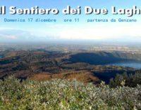 il Sentiero dei Due Laghi, da Nemi a Castel Gandolfo