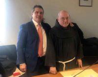 Artena – Conferita la cittadinanza onorari a Padre Salvatore Donadio