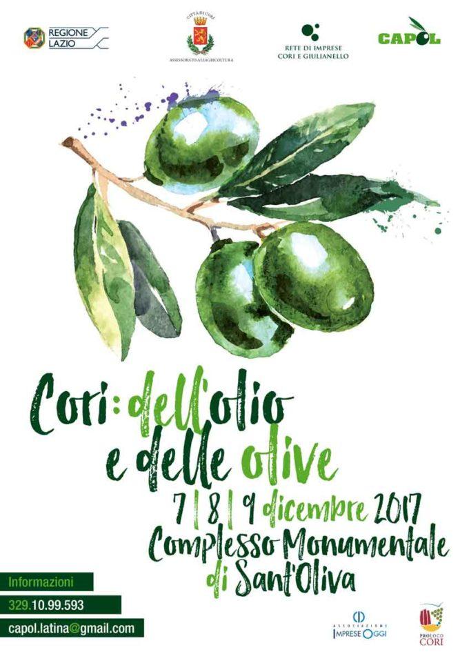 Cori: dell'Olio e delle Olive