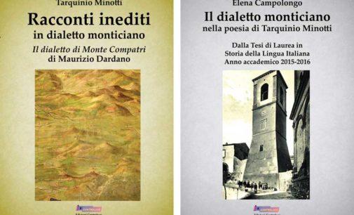 Presentazione di due nuovi libri pubblicati dalle 'Edizioni Controluce'