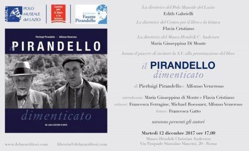 """Fausto, """"Il Pirandello dimenticato"""""""