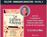 """Le lettere di Anna"" di Barbara Cappi, autrice di ""C'è posta per te""…"