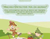 ARCHEO-DETECTIVE PER UN GIORNO