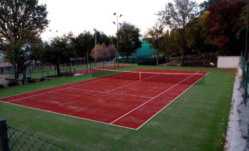 Carpineto Romano – Inaugurazione campi da tennis