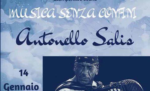 """La """"Musica senza confini"""" di Antonello Salis il 14 gennaio a Lanuvio"""