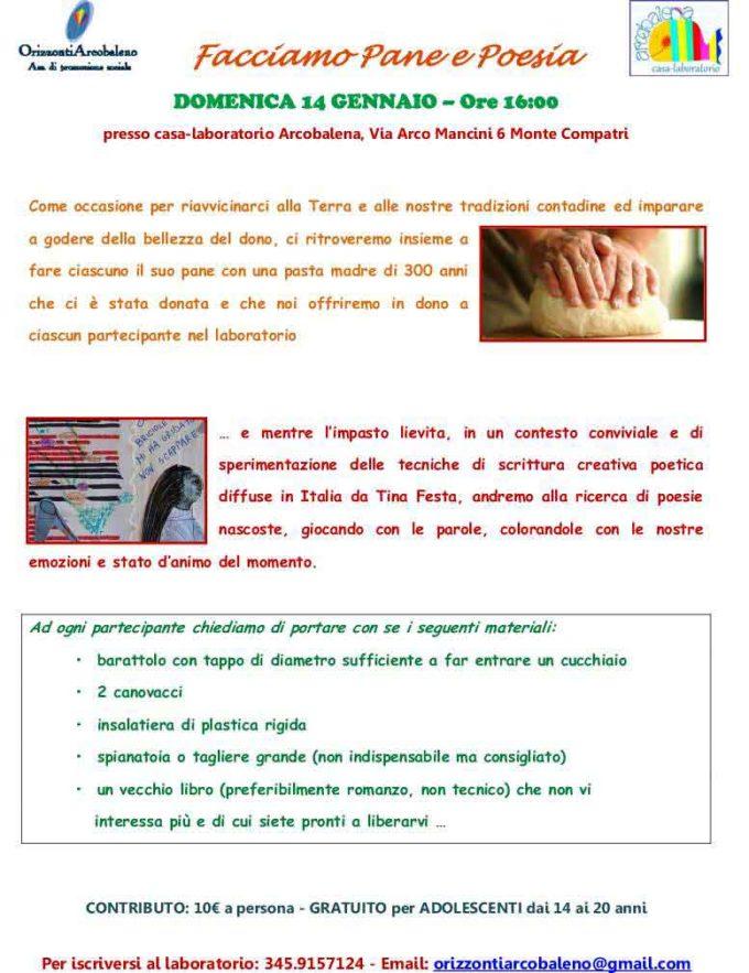 Monte Compatri – Orizzonti Arcobaleno: due laboratori gratuiti per adolescenti
